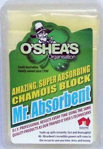 O'Shea's Mr. Absorbent