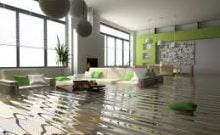 Emergency cleaning flood house office by osheas
