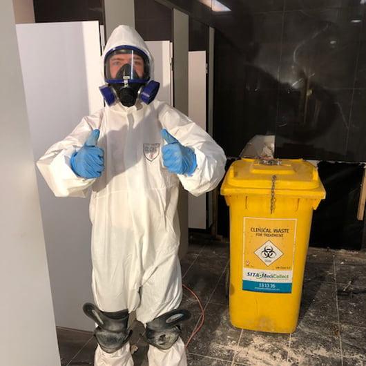 Corona Virus Disease Cleaning