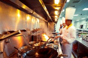 Cooking Exhaust Industrial cleaning