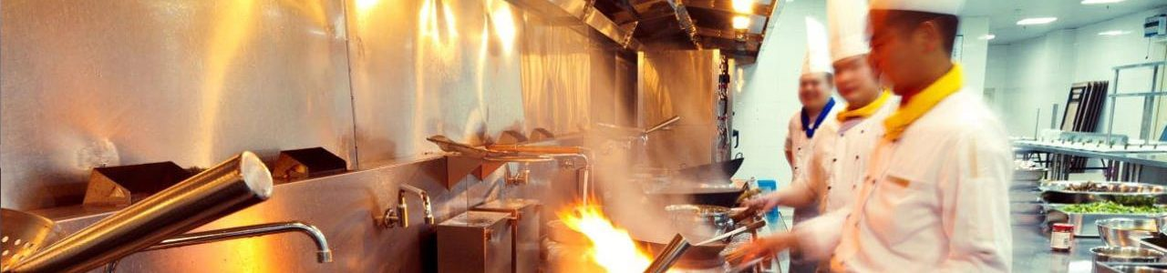 Cooking Exhaust and Industrial Kitchen Cleaning