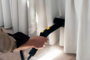 Fabric Curtain Cleaning