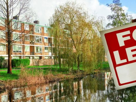 property by the river for lease