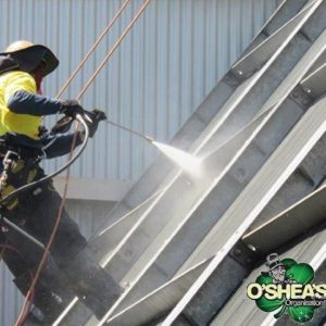 High Access cleaning 4