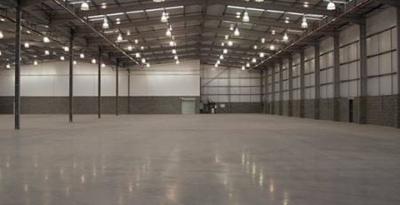 Industrial Cleaning warehouse