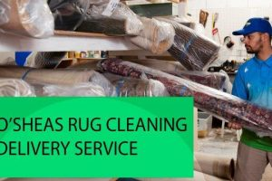 Osheas Rug Cleaning Delivery Service