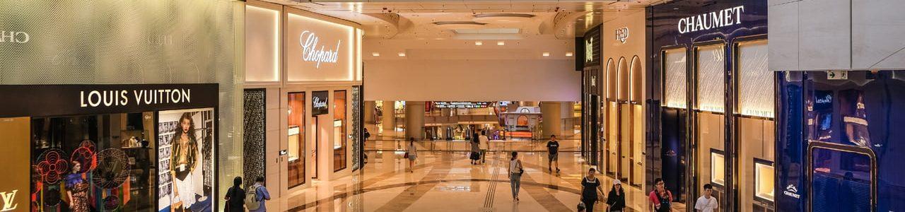 Shopping Centre, Supermarket & Retail
