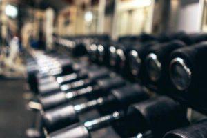 Sport Leisure gym weights